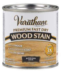 Varathane Fast Dry Wood Stain, Half Pint, Spring Oak