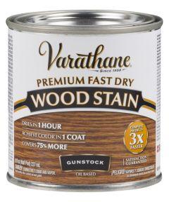 Varathane Fast Dry Wood Stain, Half Pint, Gunstock