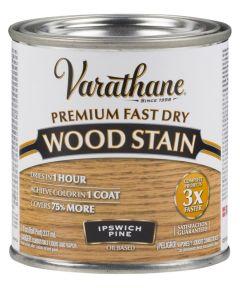 Varathane Fast Dry Wood Stain, Half Pint, Ipswich Pine