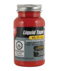 4 oz. Red Indoor/Outdoor Waterproof Liquid Electrical Tape