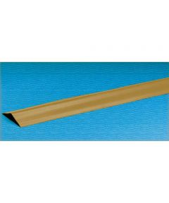 5 ft. Ivory Corduct On-Floor Cord Protector