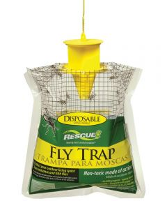Rescue Disposable Hanging Fly Trap