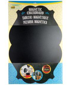 24 in. x 16 in. Black Vintage Chalkboard