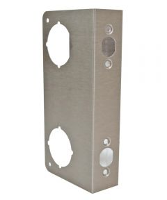 1 3/4 in. Stainless Steel Combination Door Protector