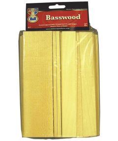 Basswood Economy Bag 1/2 Bd ft.