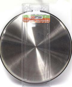 Burner Cover Stainless 4-Pk