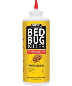 Harris Bed Bug Killer Powder, 8 oz.