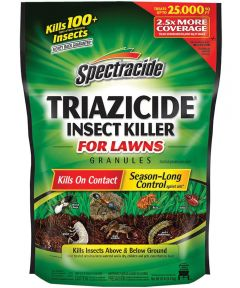 Spectracide Fast Acting Insect Killer, 20 lb Bag, Brown to Tan, Granules