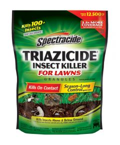 Spectracide Triazicide Insect Killer Granules for Lawns, 10 lbs.