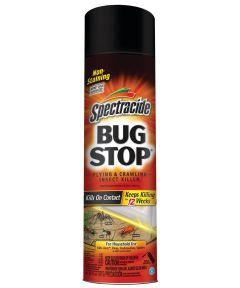 Spectracide Bug Killer, 16 oz., Clear, Pyrethroid, Spray
