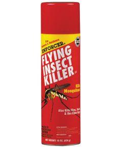 Indoor & Outdoor Flying Insect Killer, 16 oz. Aerosol Spray