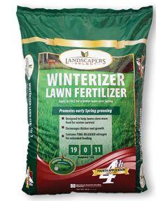 TurfCare Slow-Release Lawn Winterizer Fertilizer, 16 lb., Bag, 5000 sq-ft