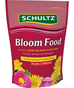 Schultz Slow-Release Bloom Fertilizer, 3.5 lb., Granules