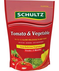 Schultz Slow-Release Vegetable Fertilizer, 3.5 lb.