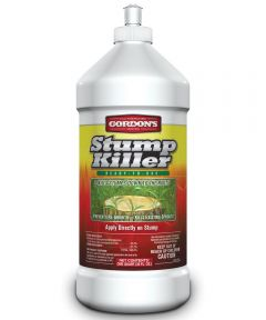 Stump Killer, 32 oz., Squirt Bottle, Clear Yellow, Liquid