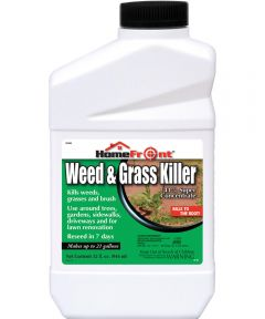 HomeFront Weed & Grass Killer 32 oz. Concentrate