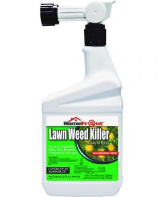 HomeFront Lawn Weed Killer, 32 oz. with Hose End Sprayer
