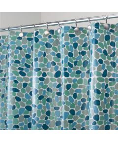 Shower Curtain 72 in. Eva River Rks