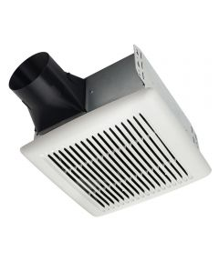 110 Cfm White Energy Star Single-Speed Bath Fan