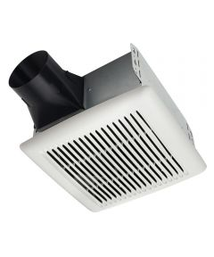 80 Cfm White Energy Star Single-Speed Bath Fan