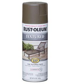 Stops Rust Textured Spray, 12 oz Spray Paint, Bronze Textured