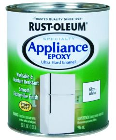 Specialty Appliance Epoxy, Quart, White