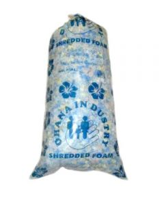 Shredded Foam, 1 lb. Bag