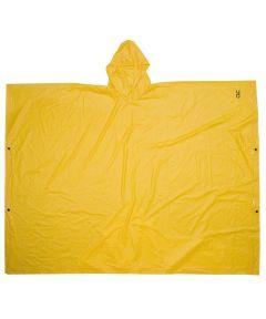 Large Yellow Poncho