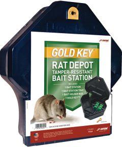 Rat Depot Tamper Resistant Bait Station