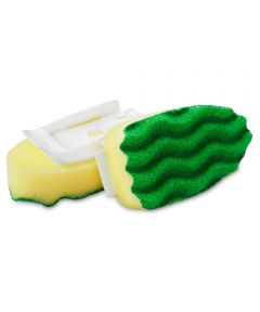 3 1/4 in. All-Purpose Scrubbing Refills 2 Pack