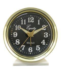 4 in. Mini Bell Alarm Clock
