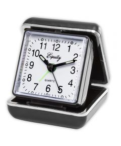 3.5 in. Travel Alarm Clock