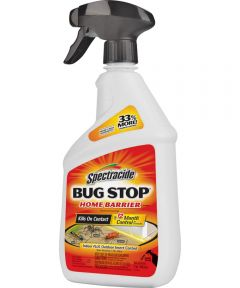 Spectracide Insect Control, 32 oz., Light Yellow, Liquid