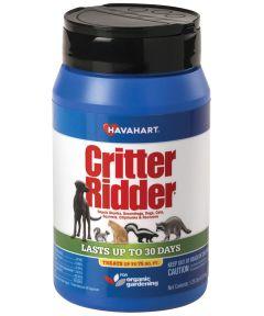 Havahart Critter Ridder Animal Repellent, 1.25 lb. Shaker Bottle, Brown, Granular, Peppery
