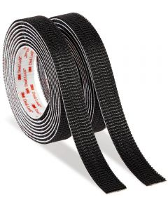 1 in. x 4 ft. Black Extreme Fasteners