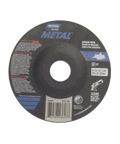 4-1/2 in. x 1/4 in. X7/8 in. 30 Degree Metal Grinding Wheel