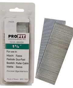 Pro-Fit Collated Nail, 0.0475 in. x 1-3/4 in., Steel