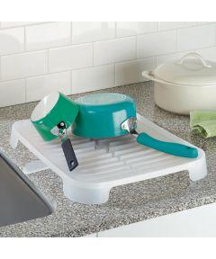 Plastic Kitchen Drain Board with Swivel Spout