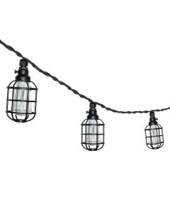 10.5 ft. Indoor & Outdoor 10 Light LED String Light