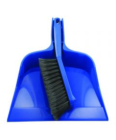 Utility Dustpan & Brush Set
