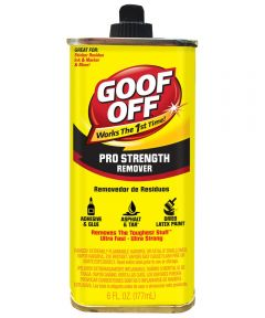 6 oz. Goof Off Cleaner
