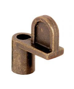 L 5827 Window Screen Clips, 3/8 In., Diecast, Bronze (Pack Of 8),
