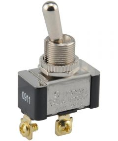Momentary Off Toggle Switch (20 Amp-125 Volt x 10 Amp-277 Volt)