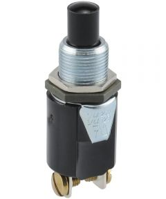 Normally On Screw Terminal Momentary Switch (3/4 Amp-125 Volt x 1/4 Amp-250 Volt)