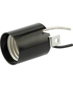 Deep Drawer Phenolic Socket with Bracket Screw Terminal