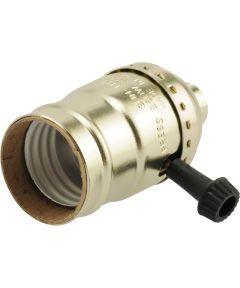 Turn Knob Socket (2 Circuit - 3 Terminal)
