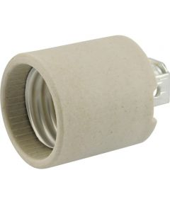 Deep Drawer Porcelain Socket (1 Leg Hickey with Screw Terminal)