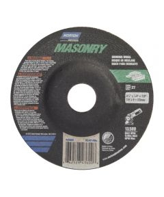 4-1/2 in. x 1/4 in. x 7/8 in. Masonry Grinding Wheel