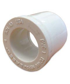 1-1/4 in. x 1/2 in. PVC Bushing, S x S