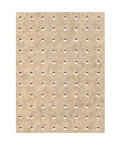 Pegboard HP 1/8 in. x 2 ft. x 4 ft., Standard